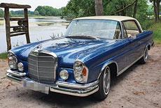 Mercedes-Benz 220 SEB W 111