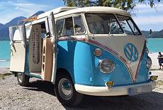 VW Bus T1 Westfalia
