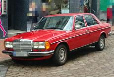 Mercedes-Benz W123 280 E