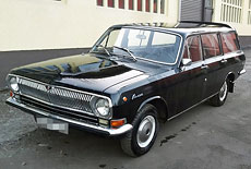 Wolga GAZ-24-02