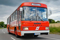 Steyr Daimler Puch Steyr-Mercedes Linienbus SML 14H 256