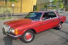 Mercedes-Benz 280 CE W 123
