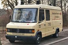 Mercedes-Benz 507d T2