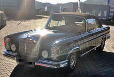 Mercedes-Benz W 112 300SE