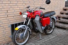 MZ TS 150