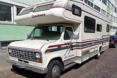 Ford Econoline E 350 coachmen
