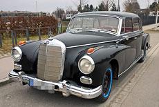 Mercedes-Benz W 189 300 d Adenauer