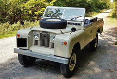 Land Rover Serie II A 109