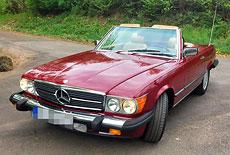 Mercedes-Benz R 107 SL 560