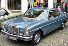 Mercedes-Benz W 114 Strich 8