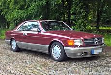 Mercedes-Benz W 126 500 SEC