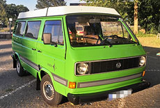 VW T3 Westfalia Joker