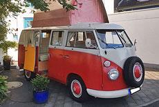 VW Typ 2 T1 Bus