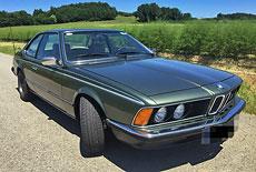 BMW 635csi E24