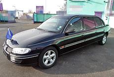 Vauxhall Omega-B Eagle Statesman Limousine 3.0 MV6