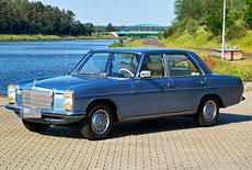 Mercedes-Benz Strich 8 230.6 W 115