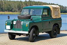 Land Rover 88 Serie 2a
