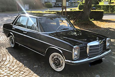 Mercedes-Benz 200 d /8 W 114