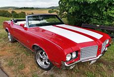 Oldsmobile Cutlass Supreme Cabriolet