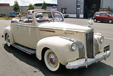 Packard 110 One-Ten Convertible Special