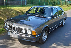 BMW E23 735 iA Highline