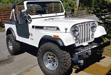 Jeep CJ-7 V8