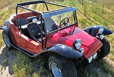 VW Pesto Buggy