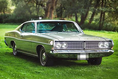 Ford Galaxie 500 Fastback Coupé