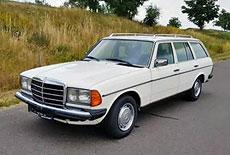 Mercedes-Benz W123 240TD