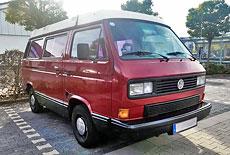 VW T3 Multivan Magnum Westfalia