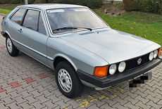 VW Scirocco GT (MK I)