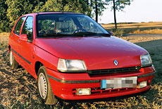 Renault Clio I (Typ 57)