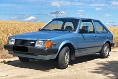 Mazda 323 DDR Import