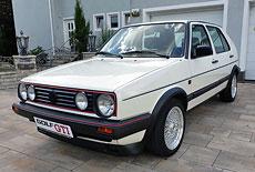 VW Golf II 4-türig