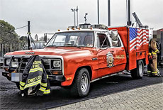 Dodge D350 Fire Rescue
