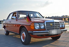 Mercedes-Benz W123 Automatic