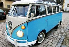 VW Typ 2 T1 Bus Samba