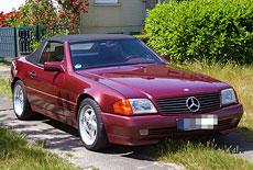 Mercedes-Benz R 129 300 SL