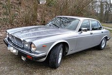 Jaguar XJ12 Souvereign Serie III