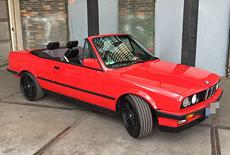 BMW E30 325i Automatik
