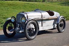 Bentley Blower Nachbau
