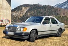 Mercedes-Benz W 124 260E