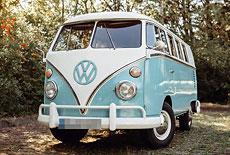 VW T1 Bus Westfalia Camper
