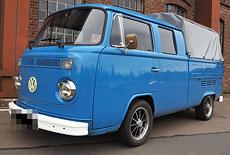 VW T2 Doka Pritsche