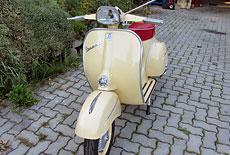 Piaggio Vespa 125 GT