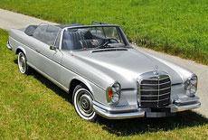 Mercedes-Benz W 111 Cabriolet 300 SE