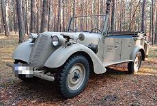 Tatra 57 K Kübelwagen