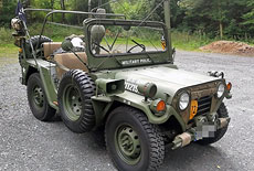 Ford M151 A2 MUTT 825