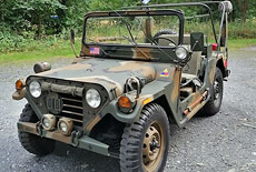 Ford MUTT M151 A2