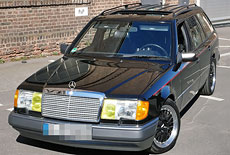 Mercedes-Benz 300TE W 124